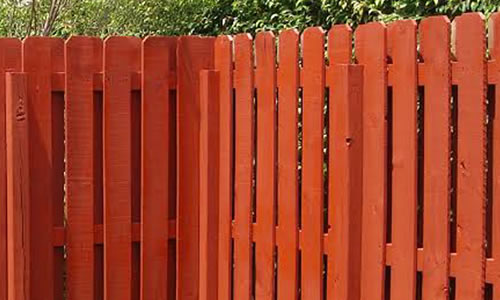 Fence Painting in Colorado Springs CO Fence Services in Colorado Springs CO Exterior Painting in Colorado Springs CO